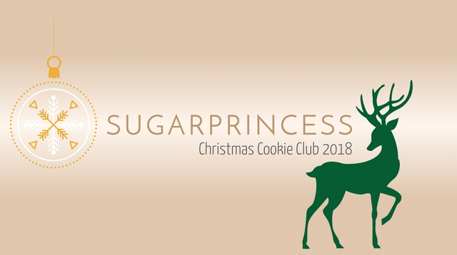 Sugarprincess Christmas Cookie Club 2018