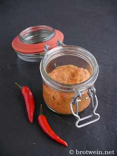 Rote Currypaste selbst machen