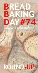 Bread Baking Day #74 - Herzhafte Brote / Savoury Breads ROUND UP