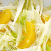 Fenchel Salat mit Orange